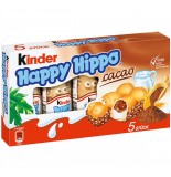 Батончики Kinder Happy Hippo Sommer-Spab