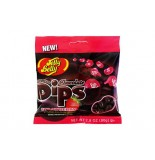 Бобы Jelly Belly Chocolate Dips Strawberry 80гр
