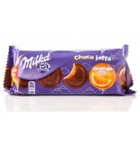 Печенье Milka Choco Jaffa Orange Jelly
