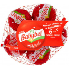 Сыр Mini Babybel  6*20гр 120гр