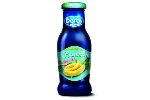 Сок Derby blue Banana 200 мл