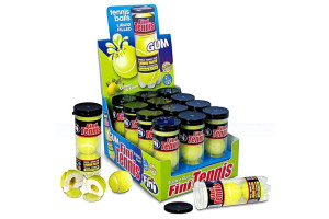 Жвачка Fini Tennis Balls Fizzy Filled  36гр