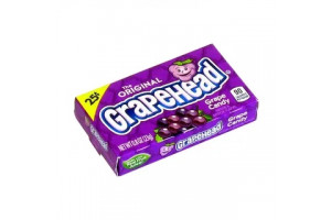 Драже Grapehead Grape Candy 23g