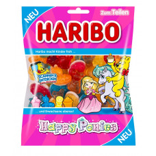 Желейки Haribo Happy Ponies  175гр