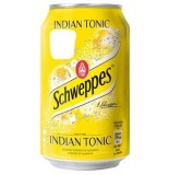 Напиток Schweppes Indian Tonic 330мл