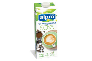 Молоко соевое Alpro Soya milk For Professionals, 1 л.