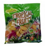 Желейки Sugar Land Crazy Grapes Tropical Fruits  300гр
