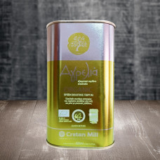 Оливковое масло Cretan Mill Agrelia Organic Extra Virgin ж.б.  500мл