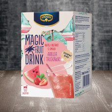 Напиток растворимый Magic Fruit Drink Arbuza i Truskawki Kruger  200g(10*20g)