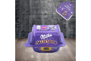 Набор Milka Secrets Box 14,4гр